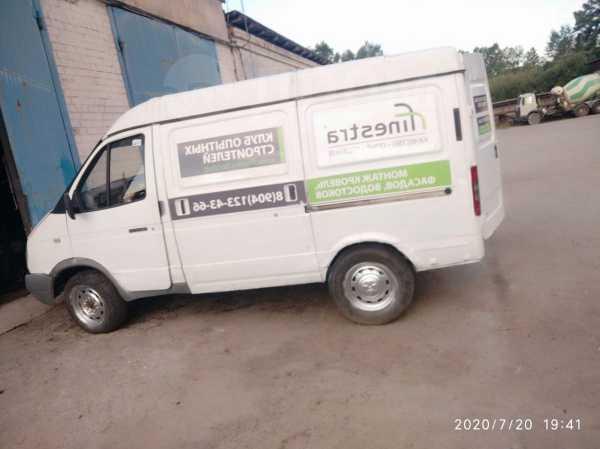ГАЗ 2217, 2004 год, 55 000 руб.