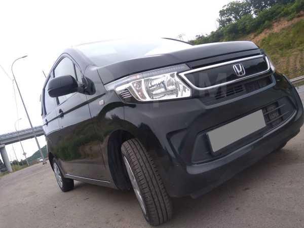 Honda N-WGN, 2016 год, 370 000 руб.