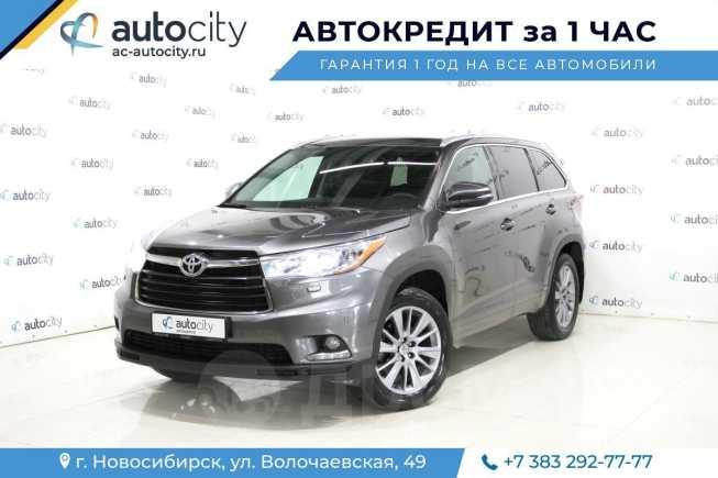 Toyota Highlander, 2013 год, 2 069 000 руб.