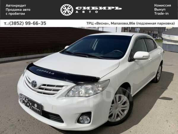 Toyota Corolla, 2012 год, 684 000 руб.