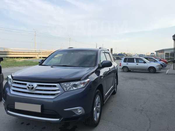 Toyota Highlander, 2011 год, 1 210 000 руб.