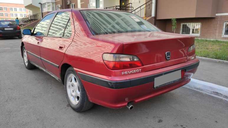 Peugeot 406, 1997 год, 88 000 руб.