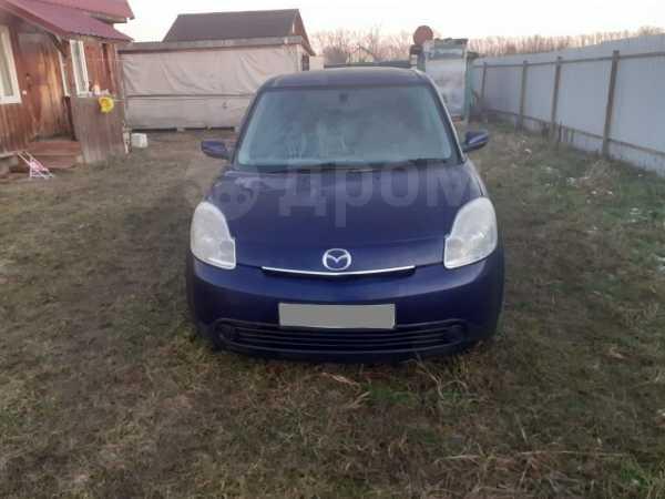 Mazda Verisa, 2004 год, 165 000 руб.
