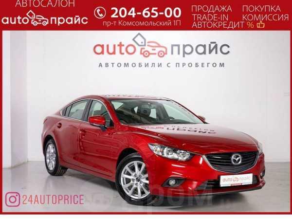 Mazda Mazda6, 2017 год, 1 329 000 руб.