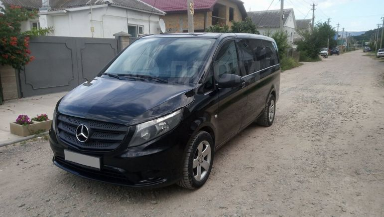 Mercedes-Benz Vito, 2015 год, 1 650 000 руб.