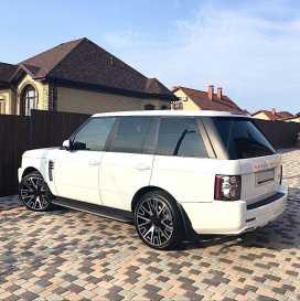Дубовое Range Rover 2012