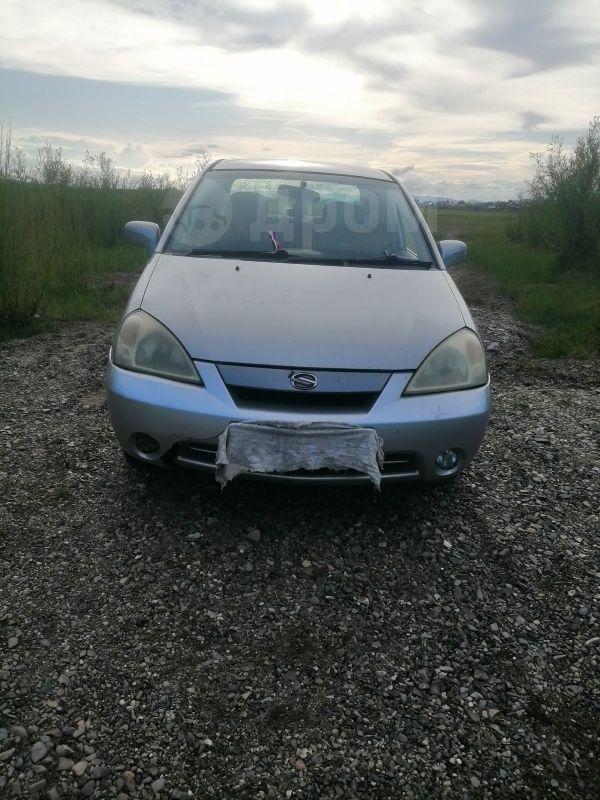 Suzuki Aerio, 2003 год, 280 000 руб.