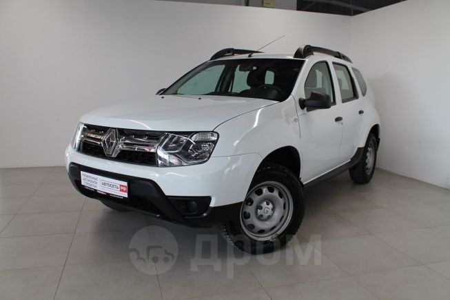 Renault Duster, 2018 год, 669 000 руб.