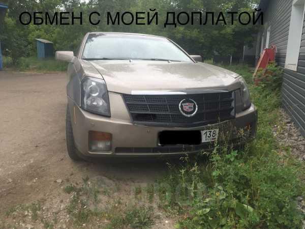 Cadillac CTS, 2004 год, 500 000 руб.