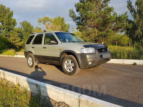 Ford Escape, 2004 год, 357 000 руб.
