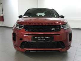 Москва Discovery Sport