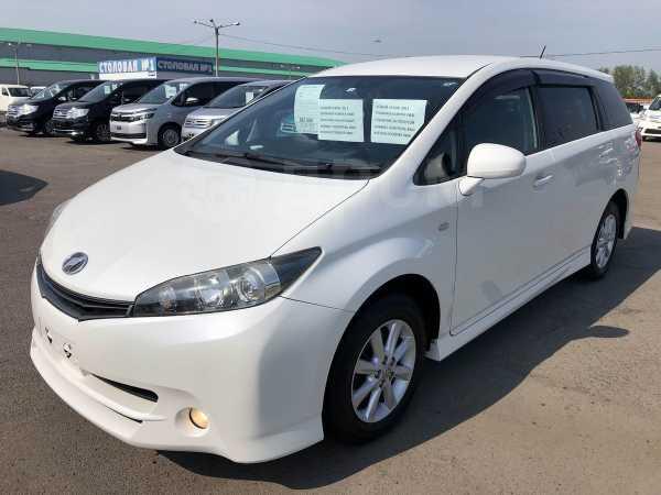 Toyota Wish, 2011 год, 867 000 руб.