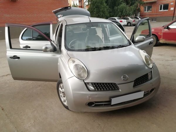 Nissan March, 2007 год, 205 000 руб.