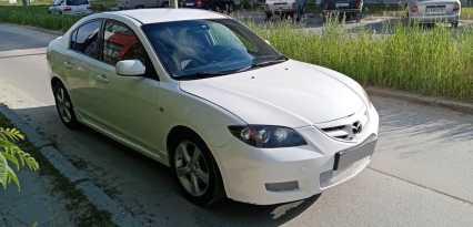 Советский Mazda3 2007