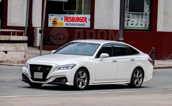 Toyota Crown, 2018 год, 2 920 000 руб.