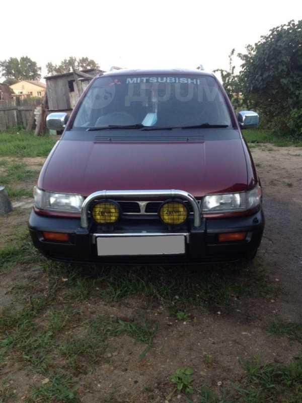 Mitsubishi Chariot, 1993 год, 140 000 руб.