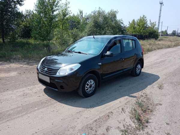 Renault Sandero, 2012 год, 345 000 руб.