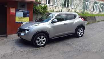 Томск Nissan Juke 2012