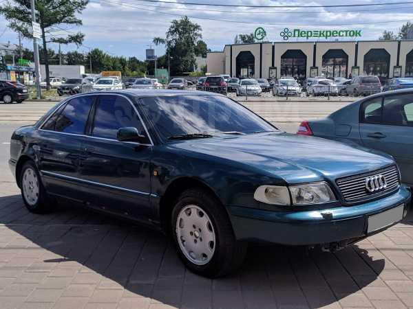 Audi A8, 1997 год, 90 000 руб.