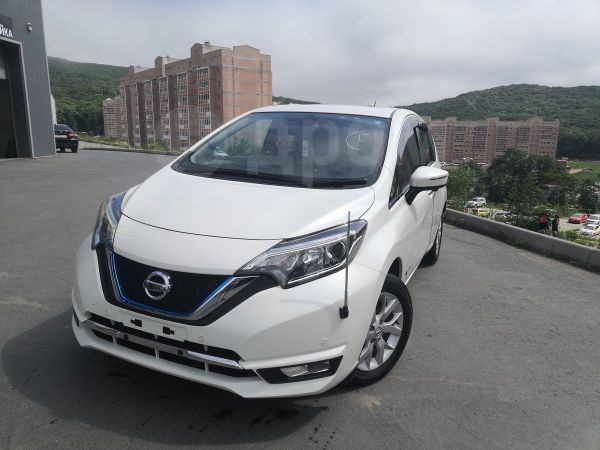Nissan Note, 2017 год, 800 000 руб.