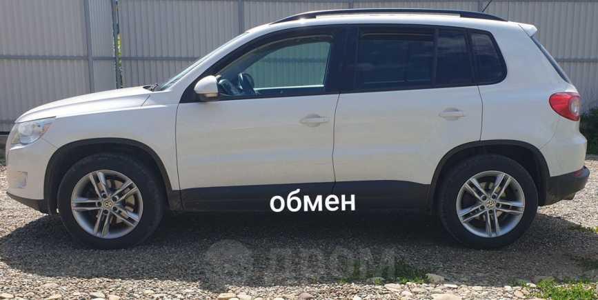 Volkswagen Tiguan, 2009 год, 620 000 руб.