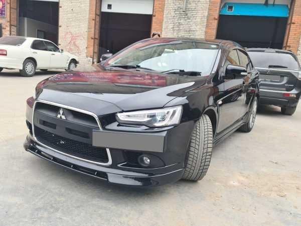 Mitsubishi Galant Fortis, 2008 год, 630 000 руб.