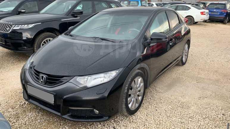 Honda Civic, 2013 год, 875 000 руб.