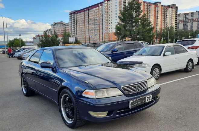 Toyota Mark II, 1997 год, 237 000 руб.