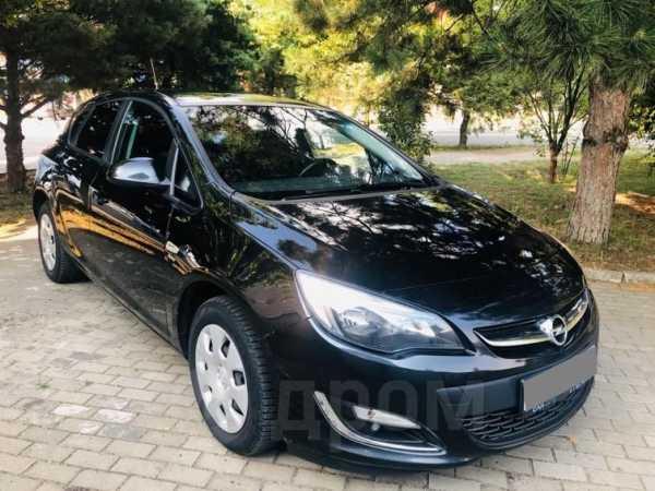 Opel Astra, 2013 год, 539 000 руб.