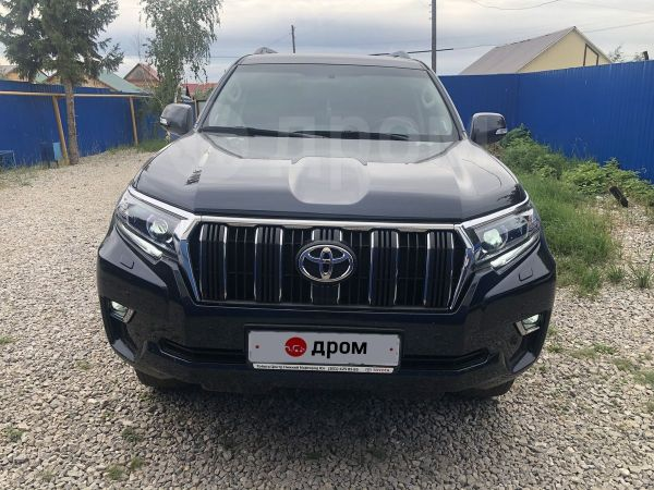 Toyota Land Cruiser Prado, 2018 год, 2 900 000 руб.