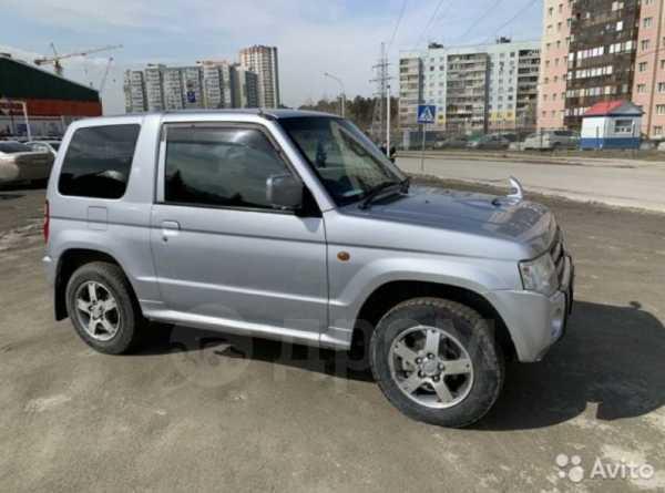 Mitsubishi Pajero Mini, 2010 год, 410 000 руб.