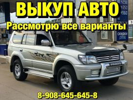 Мегет Land Cruiser Prado