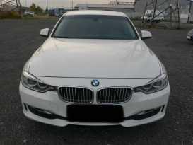 Тюмень BMW 3-Series 2012