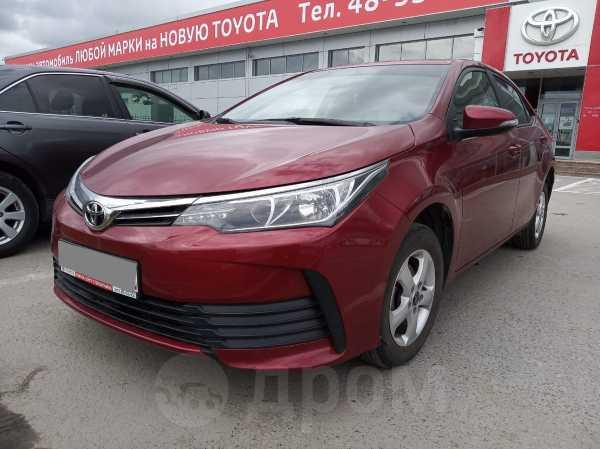 Toyota Corolla, 2018 год, 1 035 000 руб.