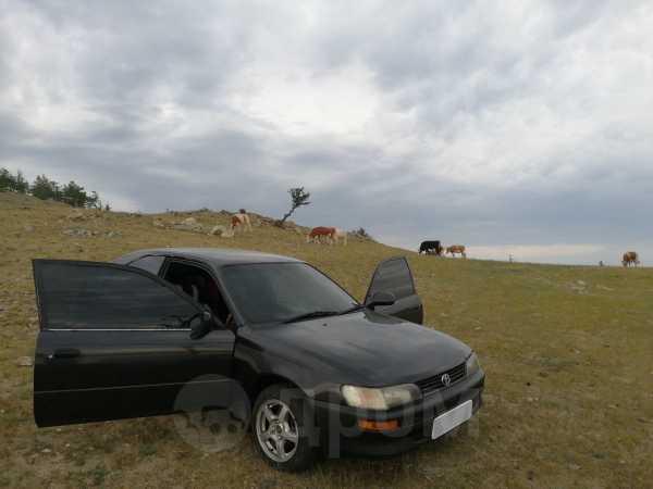 Toyota Corolla FX, 1993 год, 200 000 руб.