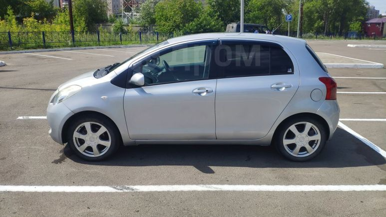 Toyota Vitz, 2007 год, 415 000 руб.