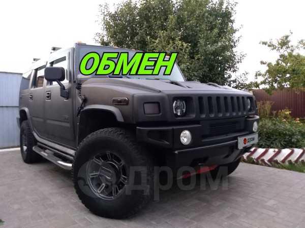 Hummer H2, 2004 год, 1 100 000 руб.