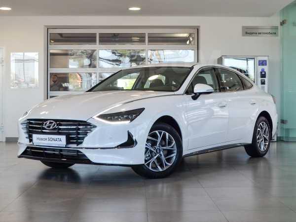 Hyundai Sonata, 2020 год, 1 864 000 руб.
