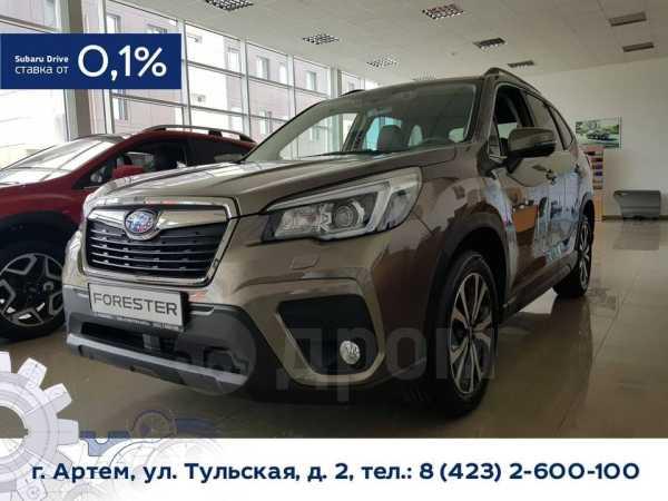 Subaru Forester, 2019 год, 2 714 900 руб.