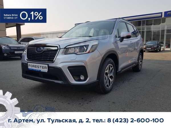 Subaru Forester, 2019 год, 2 317 400 руб.