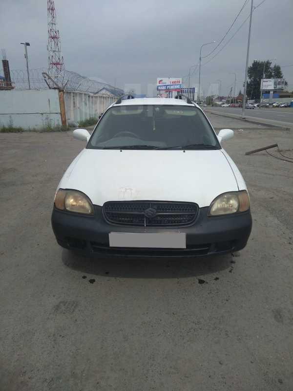 Suzuki Cultus, 1998 год, 75 000 руб.