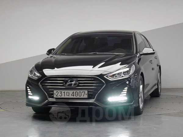 Hyundai Sonata, 2017 год, 760 000 руб.