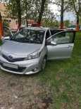 Toyota Vitz, 2013 год, 570 000 руб.