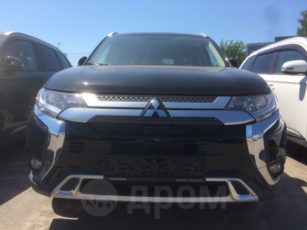 Mitsubishi Outlander, 2019 год, 2 124 000 руб.