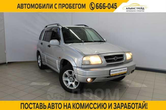 Suzuki Escudo, 1999 год, 349 000 руб.