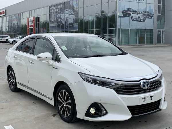 Toyota Sai, 2017 год, 1 360 000 руб.