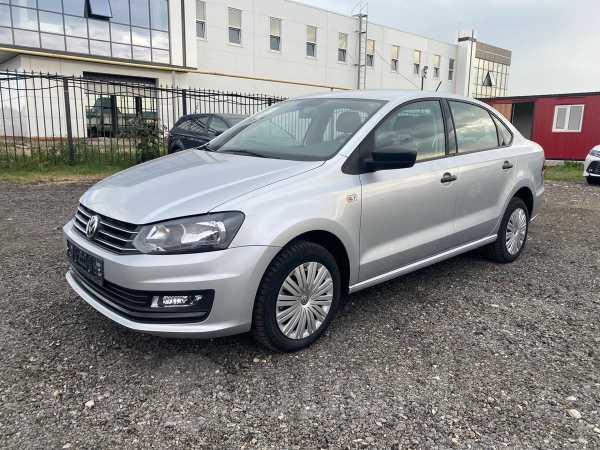 Volkswagen Polo, 2019 год, 799 999 руб.