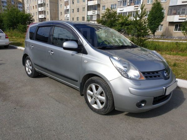 Nissan Note, 2007 год, 289 000 руб.