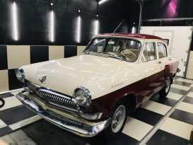 Новосибирск ГАЗ 21 Волга 1960