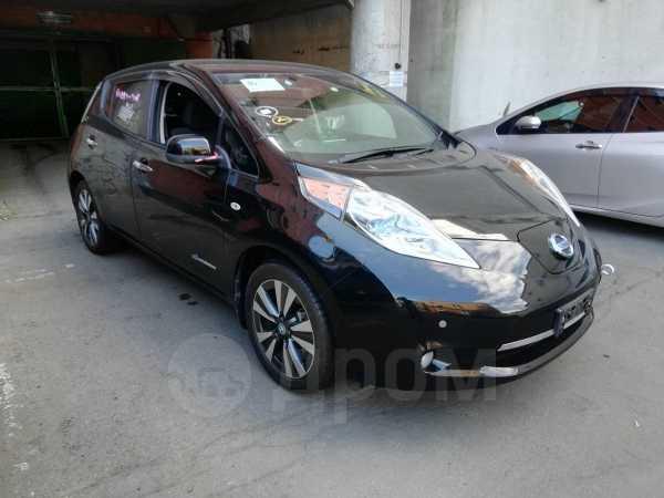 Nissan Leaf, 2014 год, 537 000 руб.